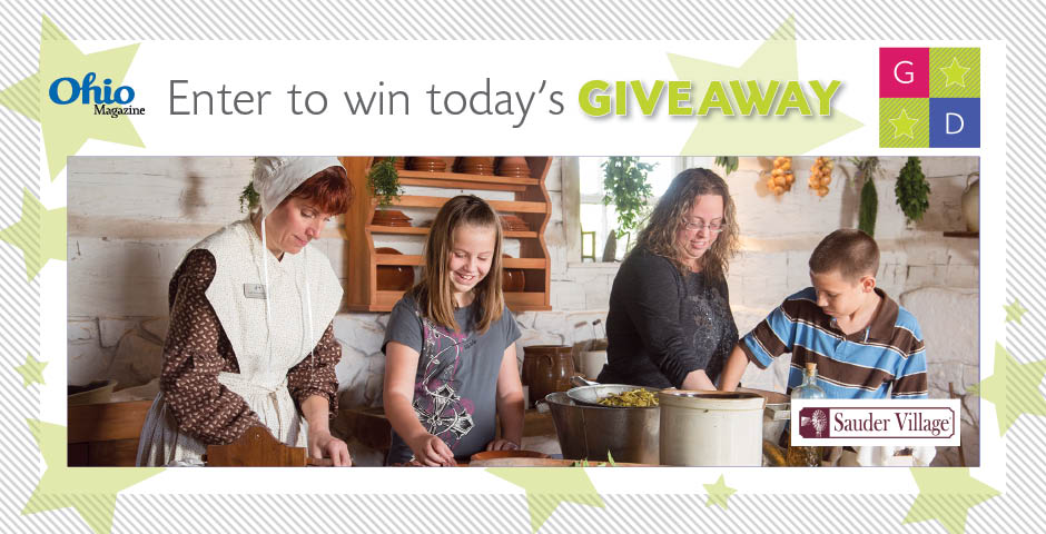 Ohio Magazine August 2019 Giveaway Days